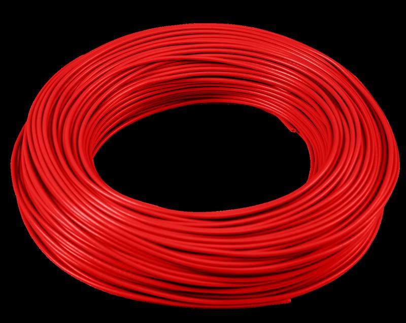 Cavo Unipolare H07V-K 1x1 Rosso