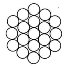 Spiroidale Ø 8 1X19 fili (Bordiglione)